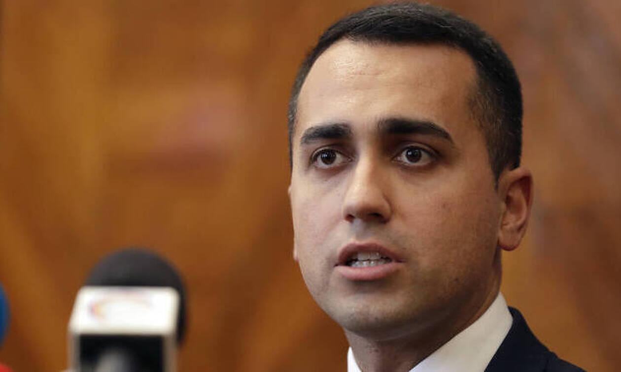 Ιταλία: Έτοιμος για εκλογές ο Ντι Μάιο - Κατηγορεί τον Σαλβίνι ότι παρασύρει τη χώρα