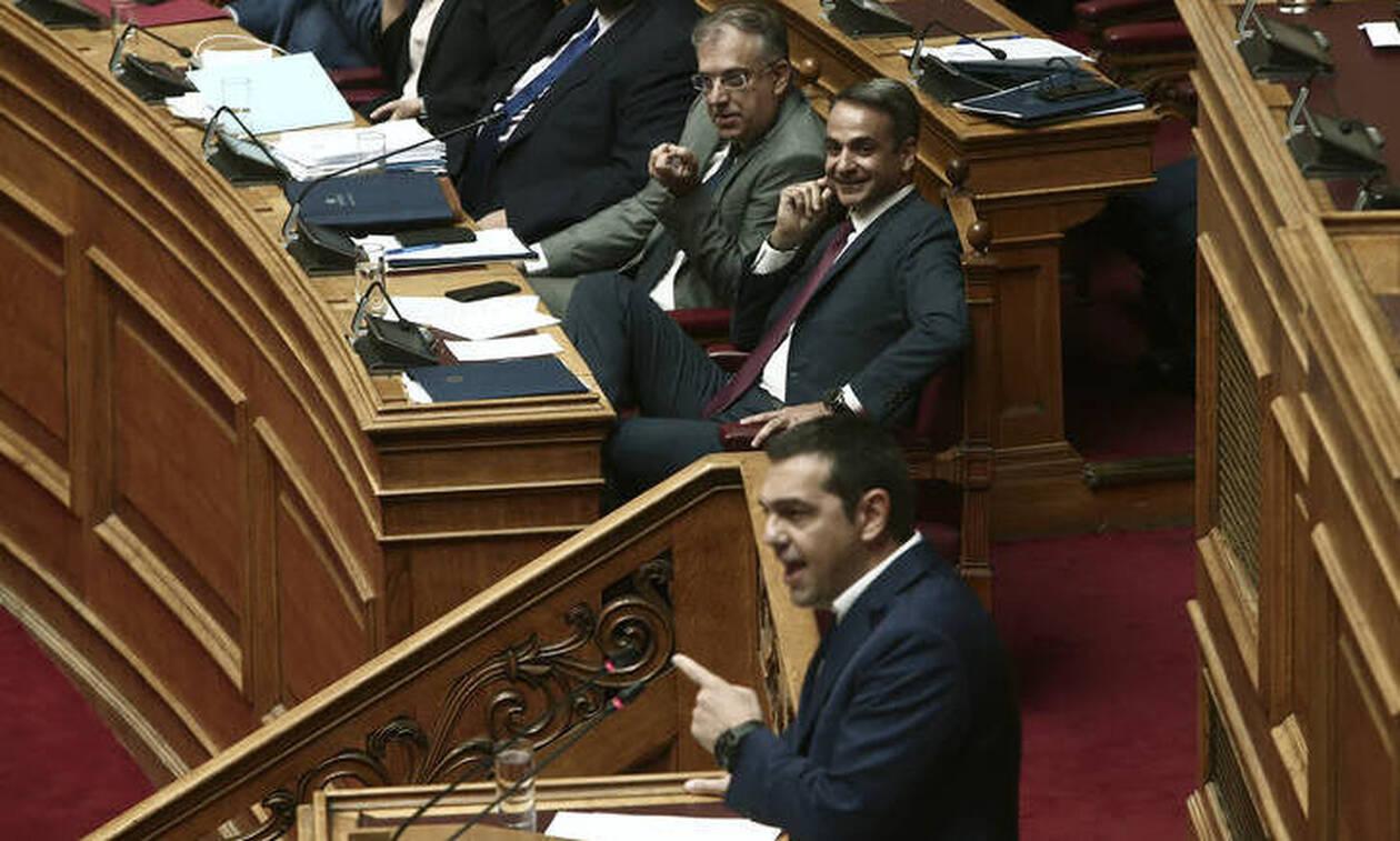 Βγήκαν «μαχαίρια» στη Βουλή, πάει… περίπατο η συναίνεση
