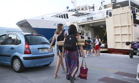 Πειραιάς: Σοκ για ταξιδιώτη – Δείτε τι έπαθε (vid)