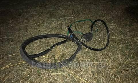 Λαμία: Συγκλονίζουν οι λεπτομέρειες από το φρικτό δυστύχημα με τον 15χρονο ποδηλάτη (pics&vid)