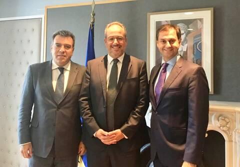 Στρατηγική συνεργασία του υπ. Τουρισμού με τη Fraport Greece