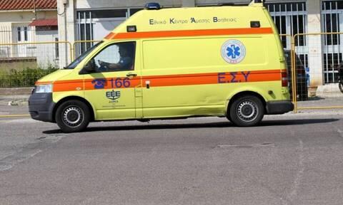 Θεσσαλονίκη: Νεκρός άνδρας που έπεσε στο κενό από πολυκατοικία