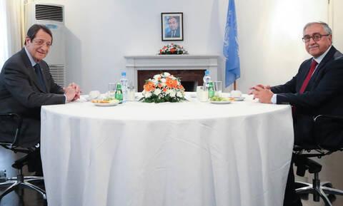 Κυπριακό: Αυτή είναι η πρόταση Αναστασιάδη - Τι συζήτησε με τον Ακιντζί