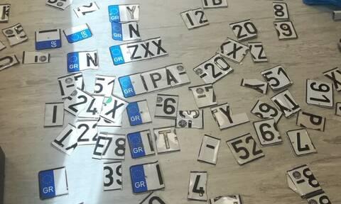 Στα χέρια της ΕΛΑΣ εγκληματική οργάνωση που έκλεψε συνολικά 39 αυτοκίνητα