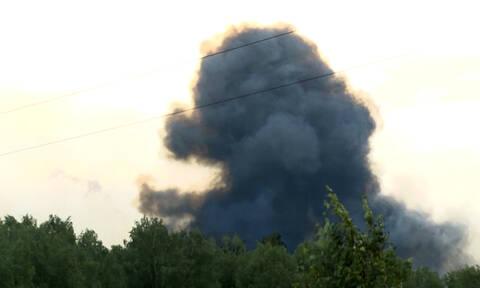 Ρωσία: Στους εννέα οι τραυματίες από τις νέες εκρήξεις