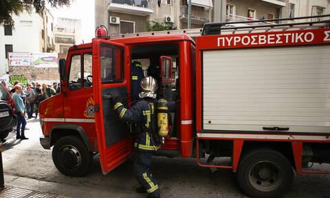 Φωτιά σε διαμέρισμα στην Πάτρα – Μία τραυματίας