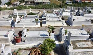 Φρίκη σε νεκροταφείο του Ναυπλίου: Βρέθηκε νεκρό έμβρυο μέσα σε σακούλα