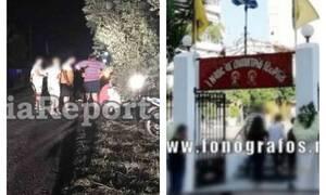 Φθιώτιδα: Σκηνές αρχαίας τραγωδίας στην κηδεία του 14χρονου Μάριου (pics)