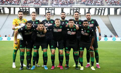 Μπεσίκτας-Παναθηναϊκός 2-2: Τα δυο «χτυπήματα» του Δώνη και η ισοπαλία στην Κωνσταντινούπολη (video)