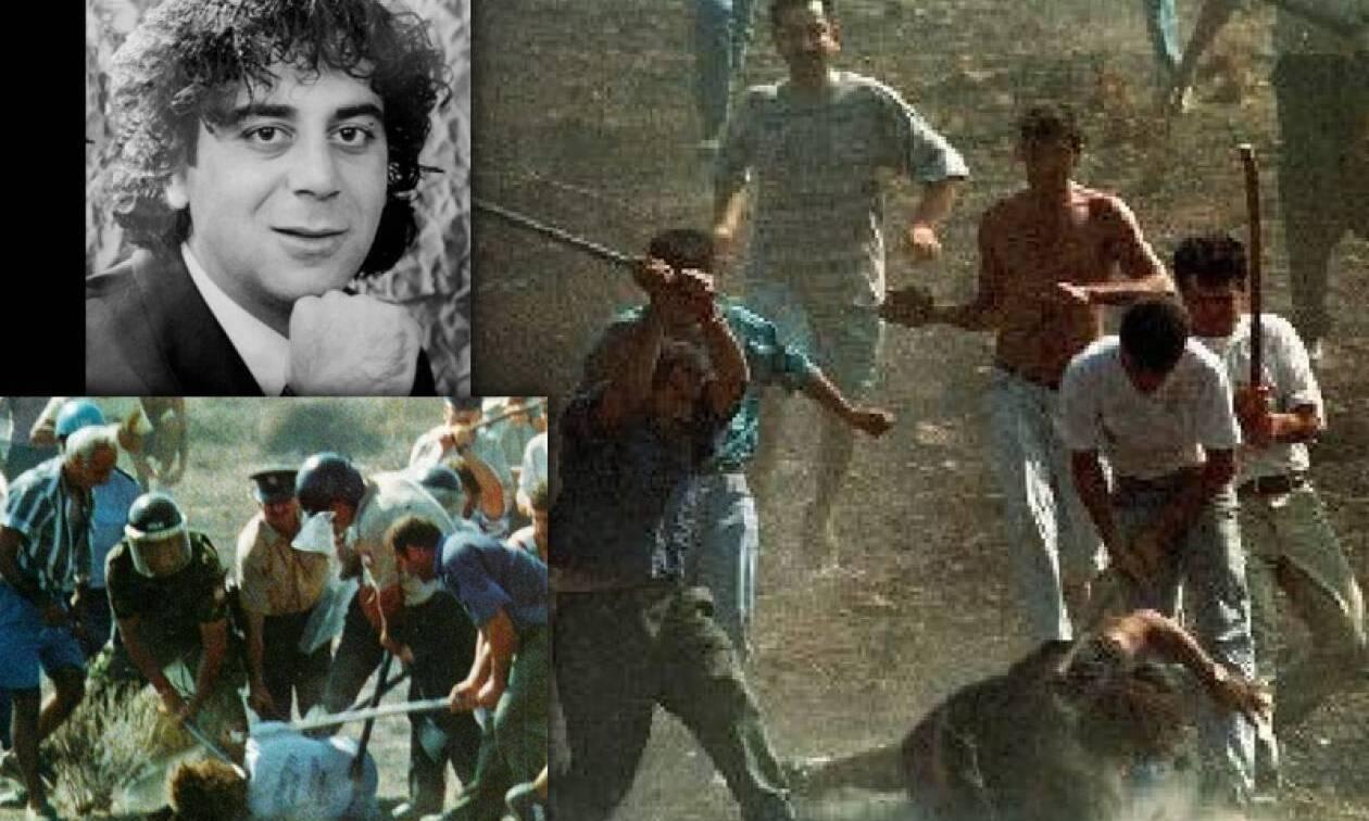 Σαν σήμερα το 1996 δολοφονείται ο Τάσος Ισαάκ στα Κατεχόμενα