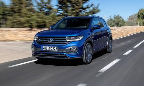 H VW θα παρουσιάσει μάλλον πρώτη ένα μικρό SUV κουπέ