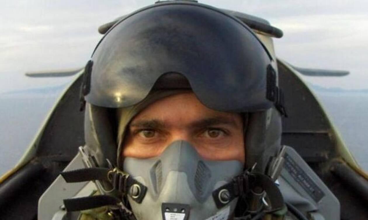 Θρήνος στην Πολεμική Αεροπορία: Νεκρός ένας από τους καλύτερους πιλότους μας