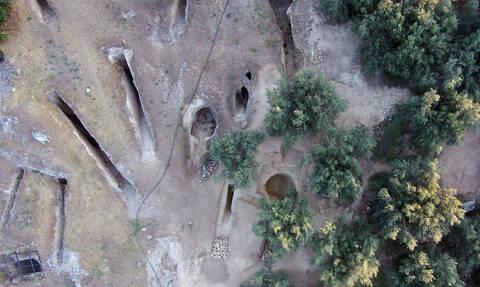 Απίστευτη αρχαιολογική ανακάλυψη στη Νεμέα: Δείτε τι βρήκαν - Εντυπωσιακές εικόνες