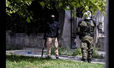 Η κατάργηση του πανεπιστημιακού ασύλου και τα... παραμύθια της Χαλιμάς