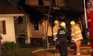 Τραγωδία στις ΗΠΑ: Πέντε παιδιά νεκρά από φωτιά σε παιδικό σταθμό