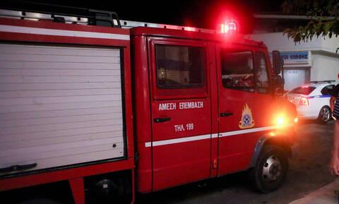 Καλλιθέα: Φωτιά σε σπίτι - Νεκρή 65χρονη