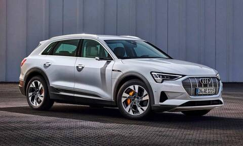 H Audi παρουσίασε και e-tron 50 με μικρότερη μπαταρία, αυτονομία και τιμή