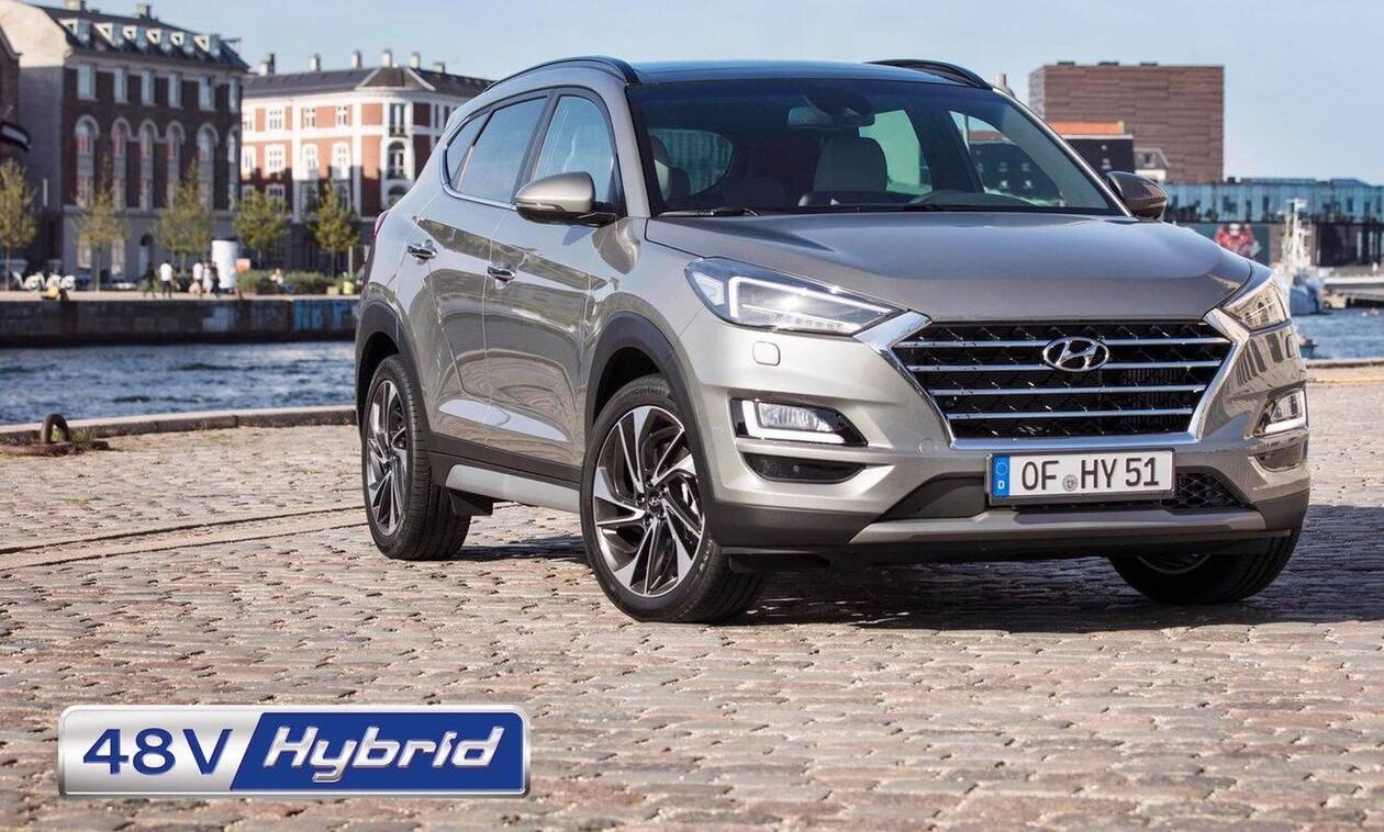 Hyundai Tucson 48V Hybrid: Από 24.990 ευρώ στην Ελλάδα