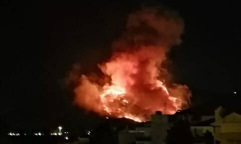 Φωτιά Υμηττός: Έτσι ξεκίνησε η καταστροφή - Μαρτυρία στο Newsbomb.gr