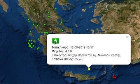 Σεισμός στην Κρήτη: Η αντίδραση των σεισμολόγων - Τι απαντούν για την Σαντορίνη