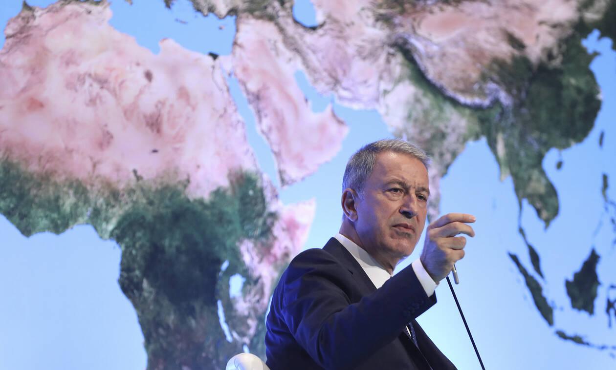 Τουρκία: Σεβασμό των... διεθνών συνθηκών ζητά ο Ακάρ και προειδοποιεί