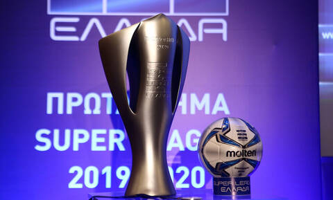 Super League: Το πρόγραμμα των τριών πρώτων αγωνιστικών (photos)