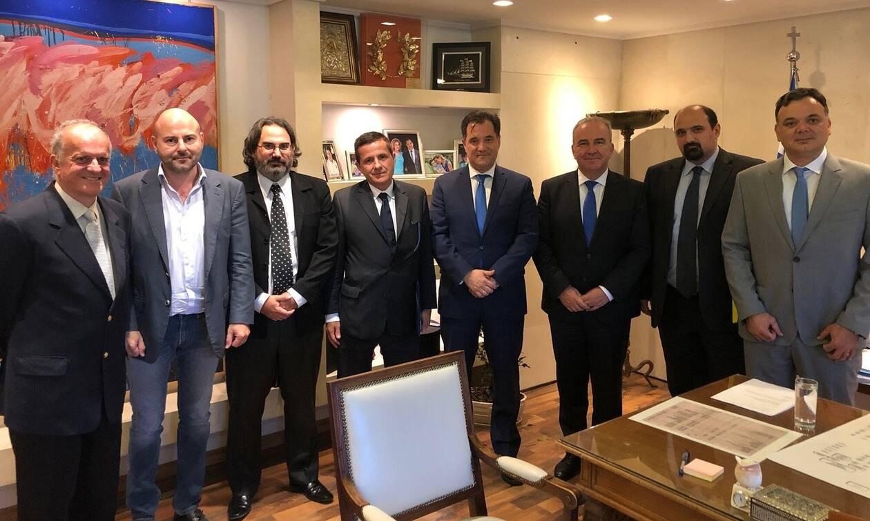 Γεωργιάδης: Εντός χρονοδιαγράμματος η διαδικασία για την επένδυση στο Ελληνικό