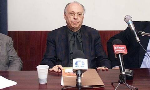 Πέθανε ο ομότιμος καθηγητής Ιατρικής και ακαδημαϊκός Αχιλλέας Τουρκαντώνης
