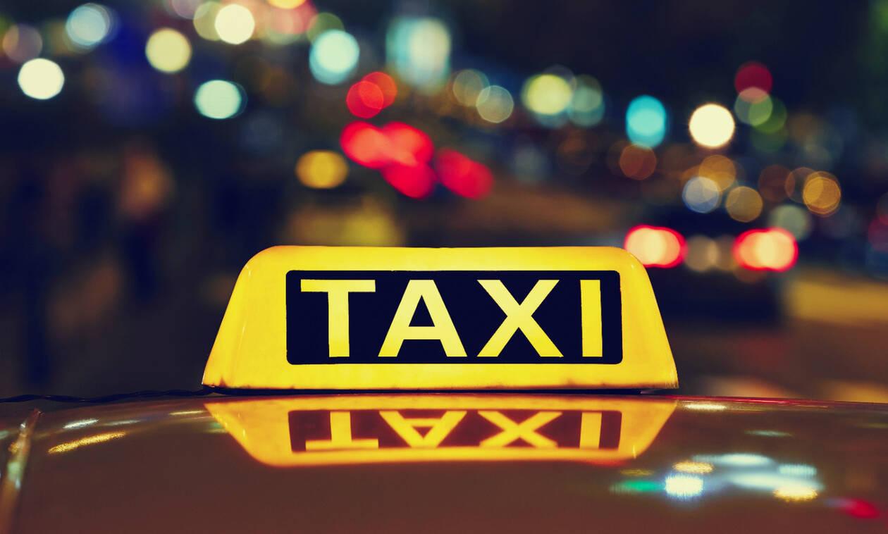 Εικόνες ντροπής στο αεροδρόμιο του Ακτίου - «Πόλεμος» ταξιτζήδων στην... πιάτσα