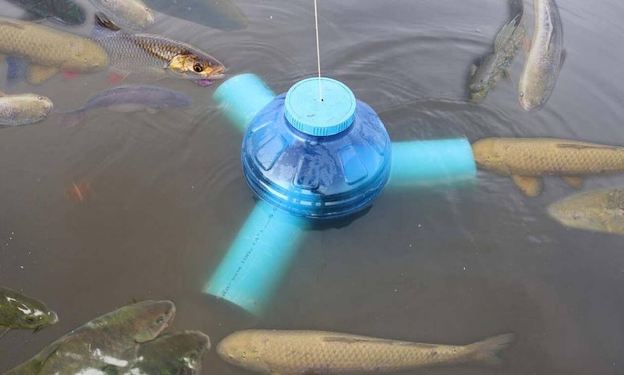 Το απίστευτο κόλπο για την τέλεια ψαριά