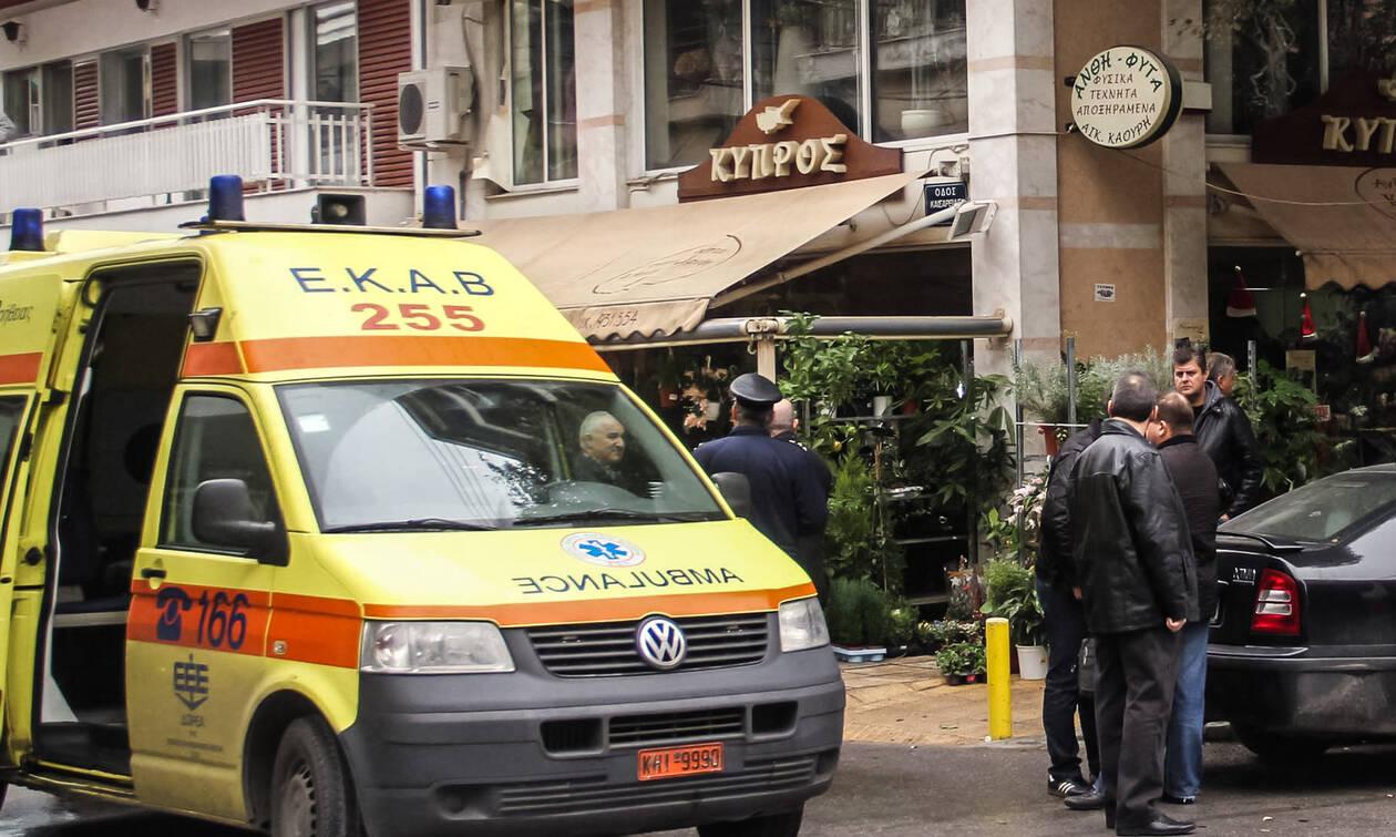 Θεσσαλονίκη: Διαρρήκτης σκοτώθηκε στην προσπάθειά του να διαφύγει