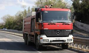 Θάσος: Υπό πλήρη έλεγχο η πυρκαγιά