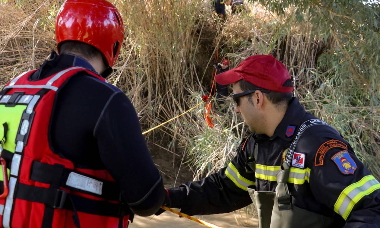 Θράκη: Επιχείρηση διάσωσης άνδρα σε δύσβατο σημείο
