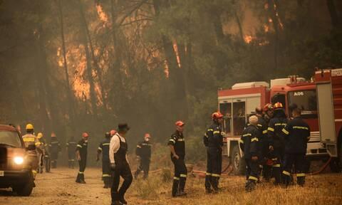 Φωτιά Εύβοια: Συγκλονίζει κάτοικος στο Κοντοδεσπότι - «Ζούμε δραματικές στιγμές»