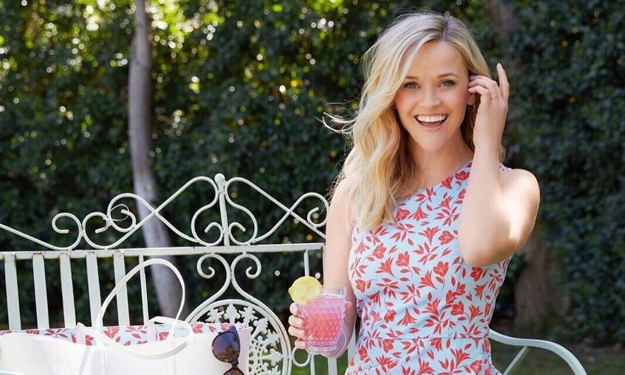 To υπέροχο σπίτι της ηθοποιού Reese Witherspoon μοιάζει με παράδεισο!