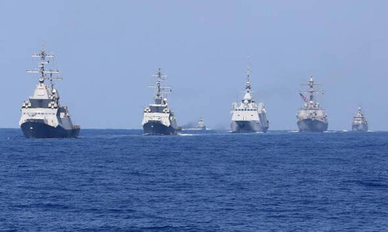 Κύπρος: Συμμετοχή στη μεγαλύτερη άσκηση του ισραηλινού Πολεμικού Ναυτικού