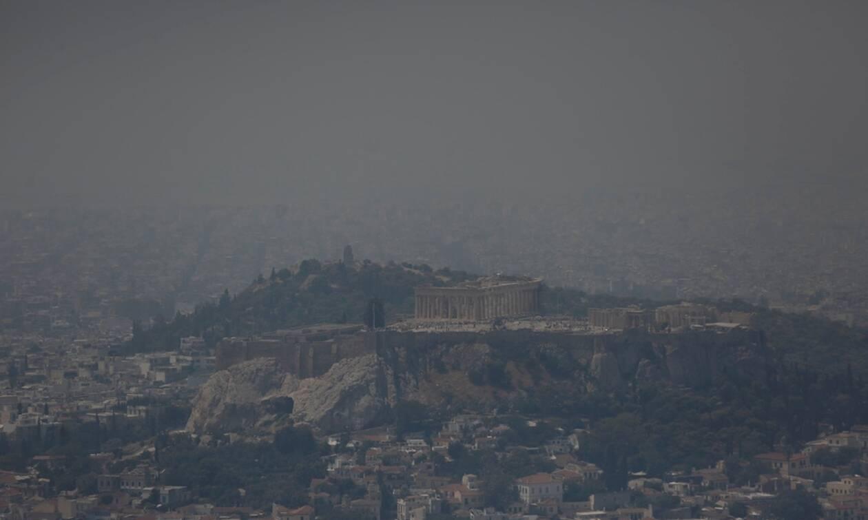 Φωτιά Εύβοια: Πότε θα καθαρίσει η ατμόσφαιρα στην Αττική - Μέτρα προστασίας από το υπουργείο Υγείας