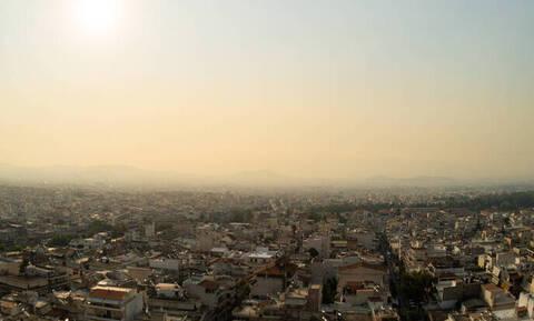 Εθνικό Αστεροσκοπείο: Μειώθηκε ο καπνός στην Αθήνα - Δεν αναμένεται αποπνικτική βραδιά