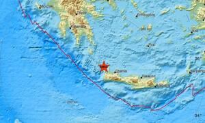 Σεισμός δυτικά των Χανίων - Αισθητός σε πολλές περιοχές (pics)