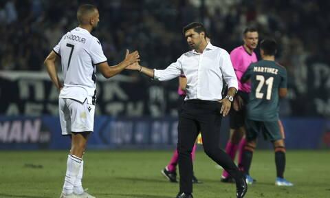 Europa League: Η Σλόβαν Μπρατισλάβας θα είναι η επόμενη αντίπαλος του ΠΑΟΚ