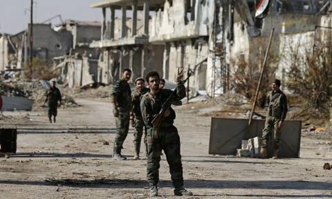 Συρία: 59 νεκροί από εχθροπραξίες μεταξύ στρατού και τζιχαντιστών