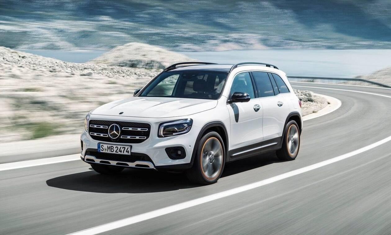 Mercedes GLB: Πόσο κοστίζει στη Γερμανία το νέο 7θέσιο SUV που ξεκινά από τα 1.300 κυβικά;