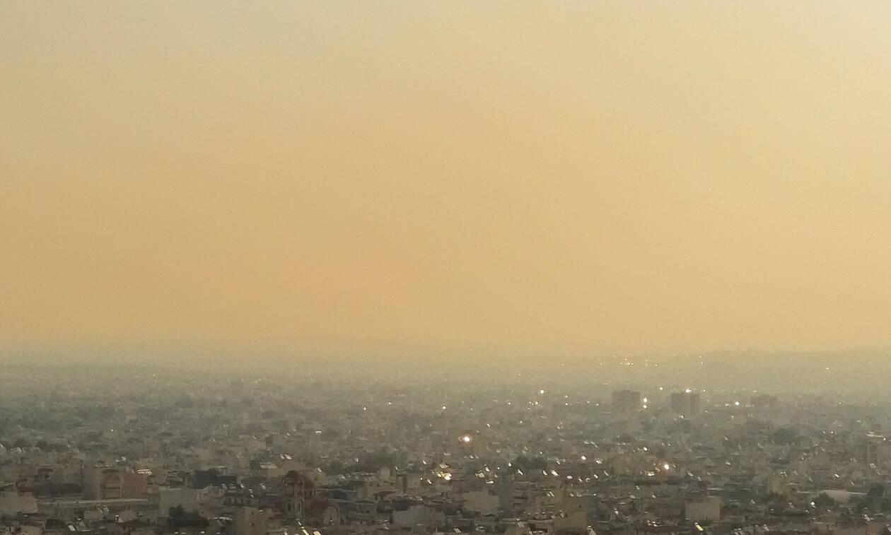 Φωτιά Εύβοια: Κίνδυνος από τα μικροσωματίδια - Προειδοποιεί το υπουργείο Υγείας