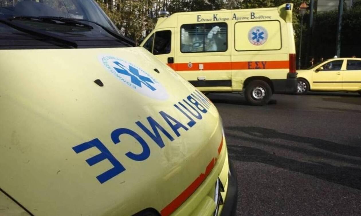 Τραγωδία στην Εύβοια - Γυναίκα έπεσε από το μπαλκόνι