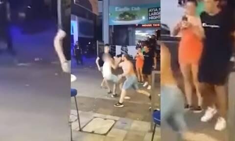 Σοκ: Αθλητής ΜΜΑ «διέλυσε» δύο τουρίστες στην Κύπρο (vid)