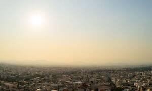 Καλύτερη σήμερα η κατάσταση στο λεκανοπέδιο Αττικής από τον καπνό της πυρκαγιάς στην Εύβοια