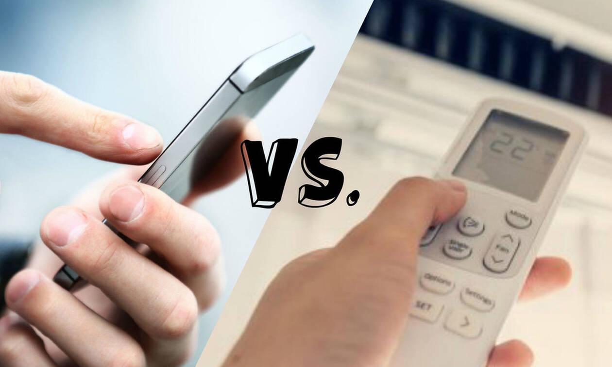 Το απόλυτο καλοκαιρινό δίλημμα: Ίντερνετ ή κλιματιστικό; (poll)
