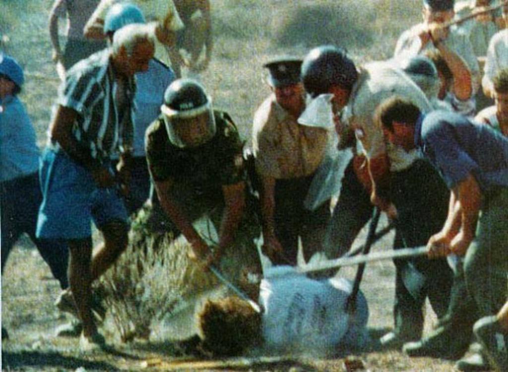Τάσος Ισαάκ - δολοφονία 11/08/1996