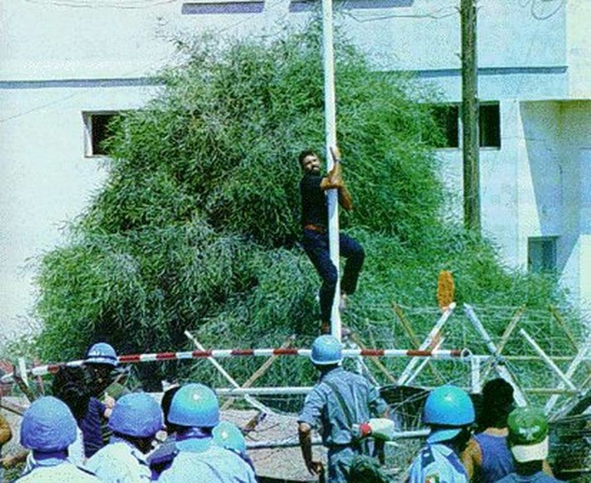 Σολωμός Σολωμού: 14 Αυγούστου 1996 - ΔΕΝ ΞΕΧΝΩ