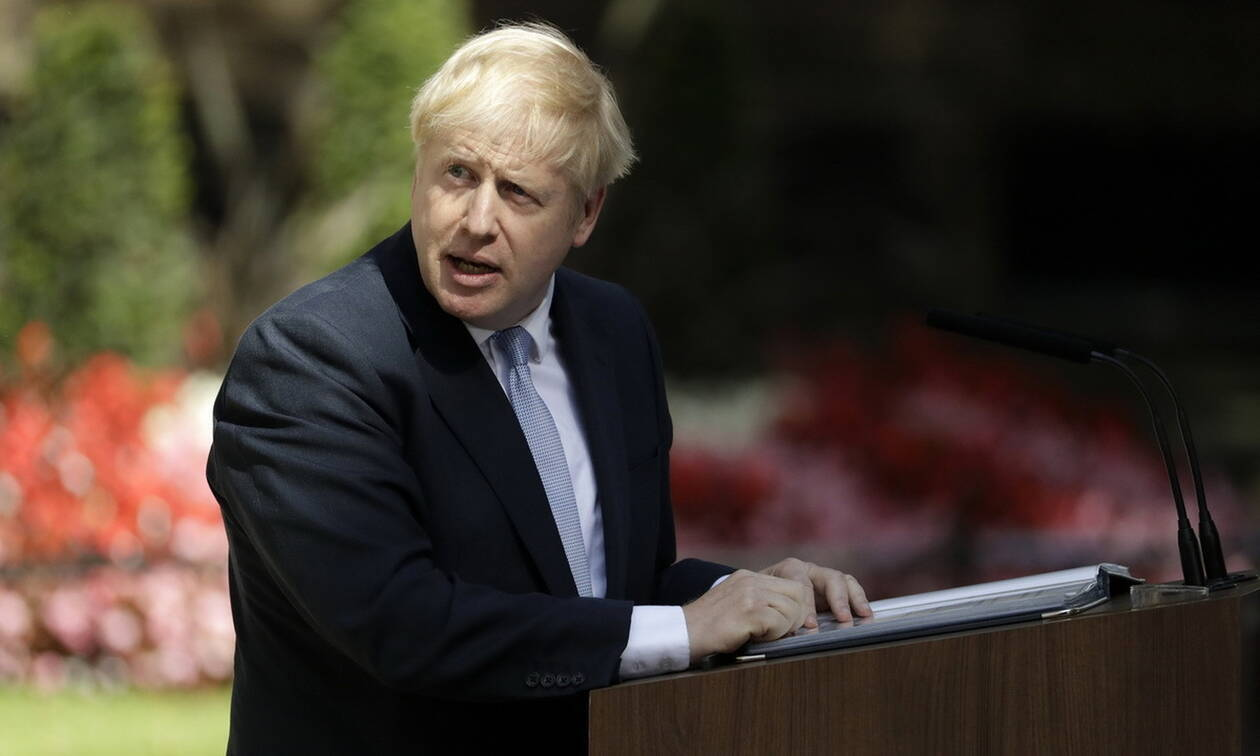 Ξεκάθαρος ο Μπόρις Τζόνσον: «Ο κόσμος θέλει Brexit»